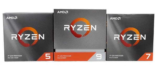 AMD Ryzen 3rd review