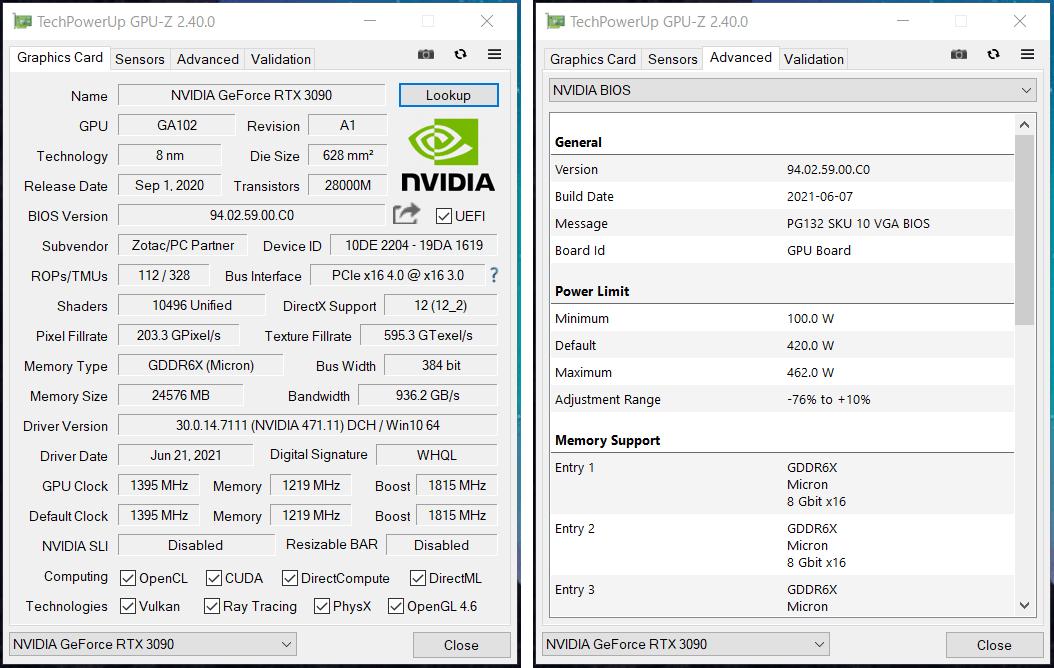 ZOTAC GAMING GeForce RTX 3090 AMP Extreme Holo_GPU-Z (1)-horz