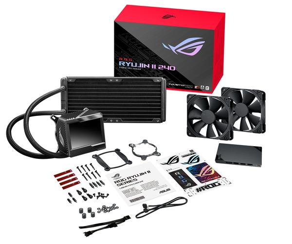 ASUS ROG RYUJIN II 240_package