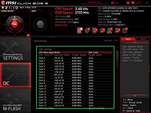 MSI X299 XPOWER GAMING AC_BIOS_OC_5