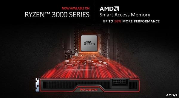 Ryzen 3000_Smart Access Memory_support