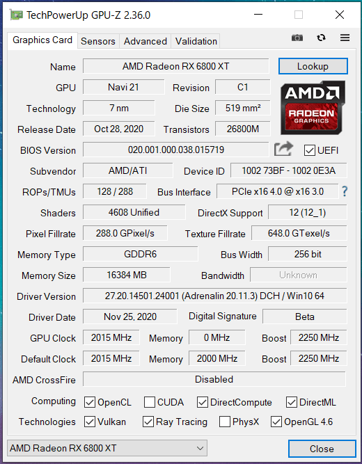 Radeon RX 6800 XT Reference_GPU-Z (1)