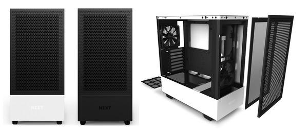 NZXT H510 Flow_front-panel