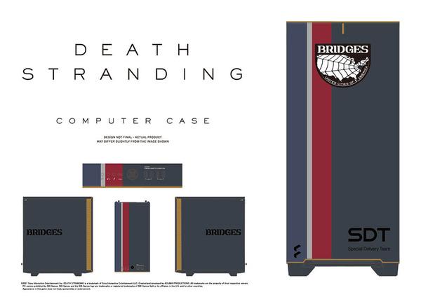 DEATH STRANDING PC CASE_top