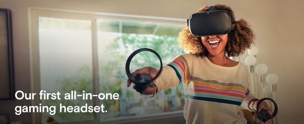 Oculus Quest_top
