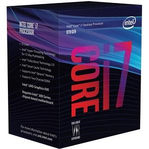 Intel Core i7-8700K 6コア12スレッド BX80684I78700K
