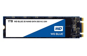 WD Blue 3D NAND M2 SSD