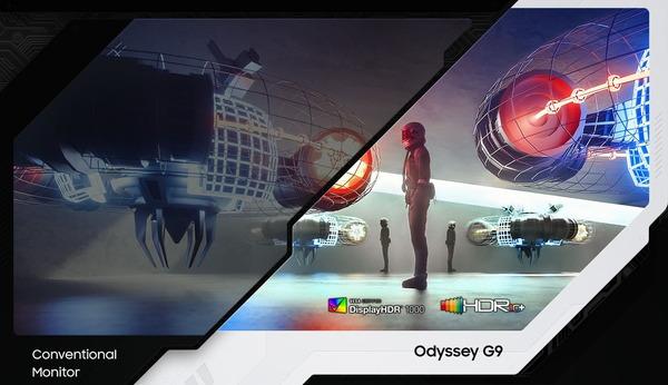 Samsung Odyssey G9_DisplayHDR 1000