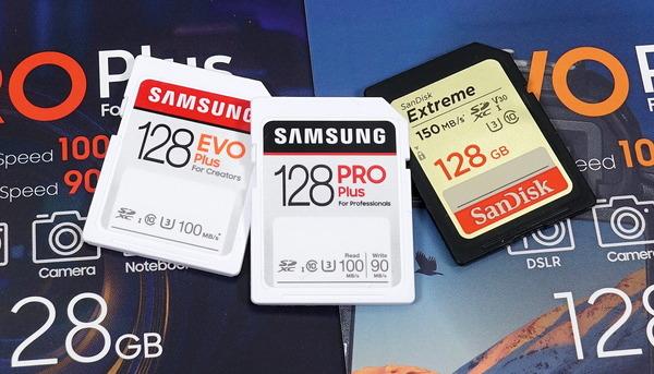 Samsung EVO-PRO Plus SDXC