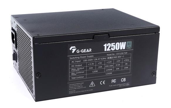 G-GEAR CST1250 TGP