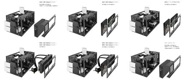 SilverStone SUGO 14_build-sample