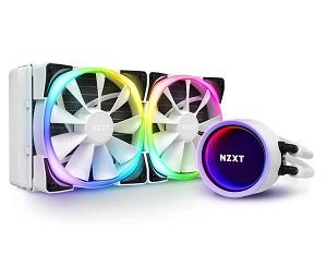 NZXT KRAKEN X53/X63/X73 RGB ホワイト