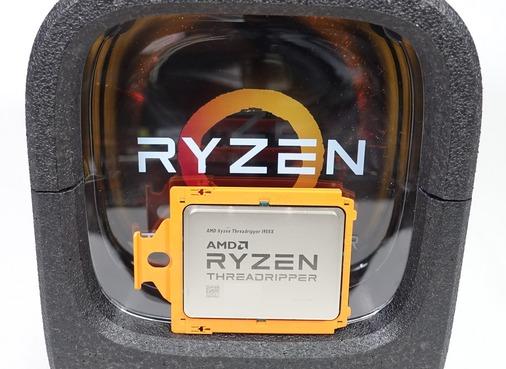 AMD Ryzen Threadripperのレビュー記事