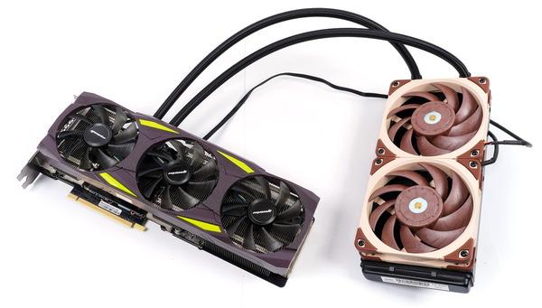 Sycom GeForce RTX 3080 AIO Water
