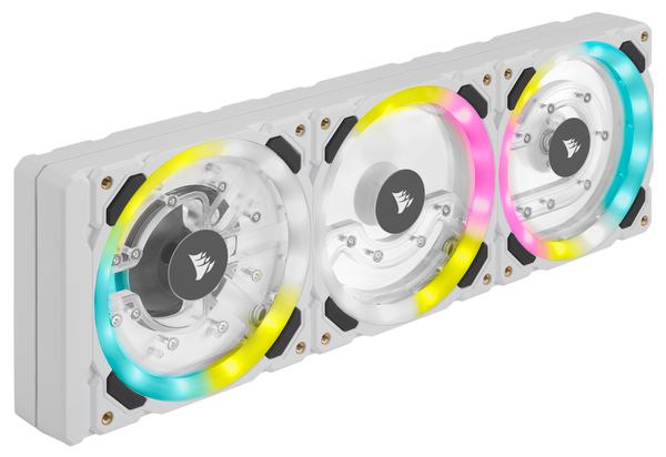 Corsair Hydro X Series XD7 RGB_White
