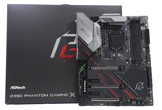 ASRock Z390 Phantom Gaming X