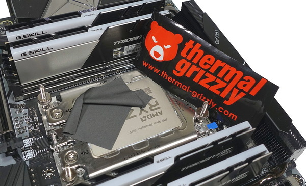 Thermal Grizzly Carbonaut_Ryzen Threadripper 3970X