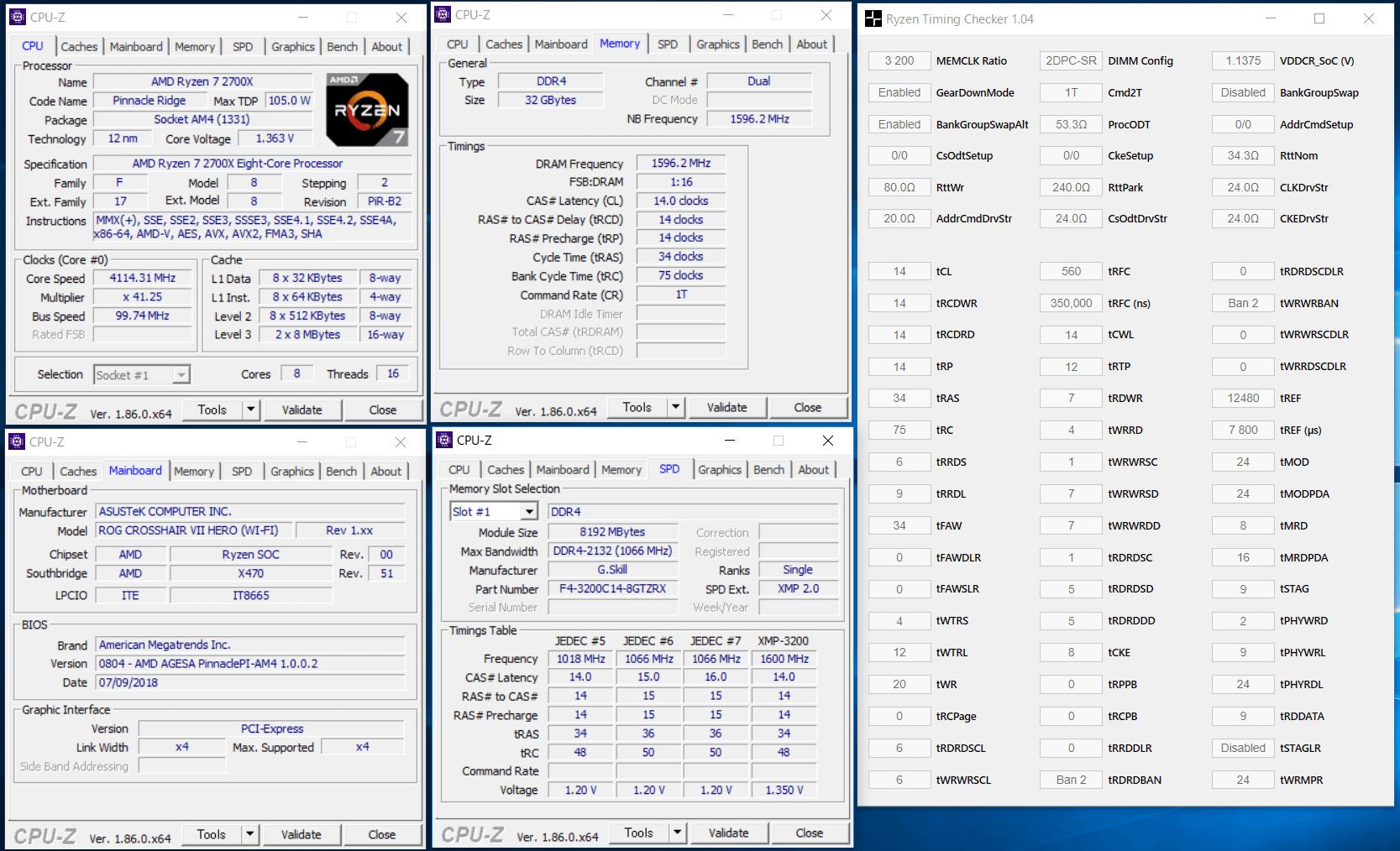 F4-3200C14Q-32GTZRX_2700X_XMP