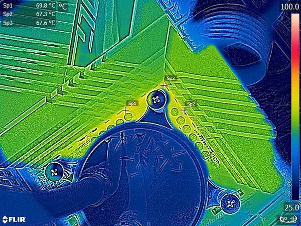 ASUS ROG MAXIMUS XIII HERO_FLIR_Core i9 11900K_OC