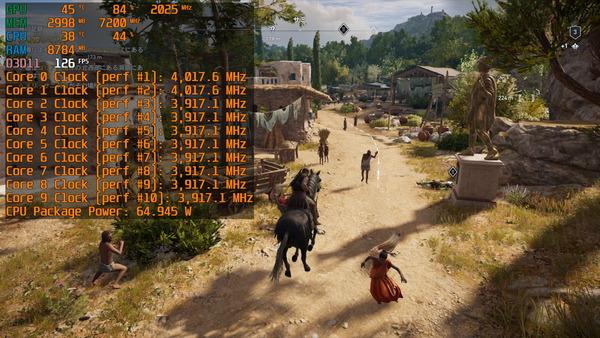 Intel Core i9 10900_game-clock_ACOD_PL-65W