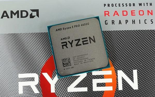 AMD Ryzen 5 PRO 4650G