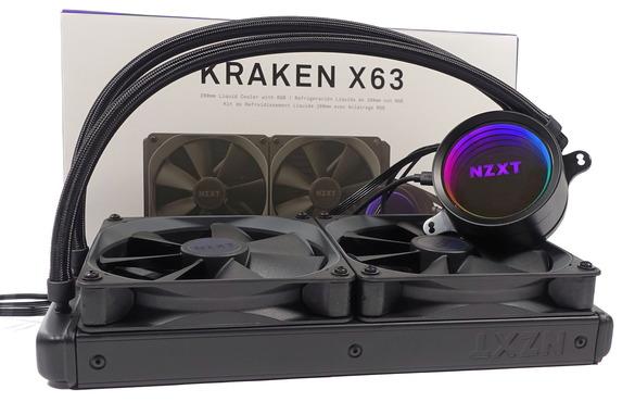 NZXT KRAKEN X63
