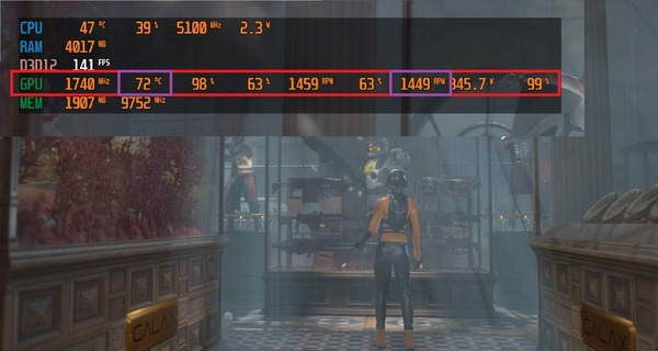 ZOTAC GAMING GeForce RTX 3090 Trinity_temp_obt