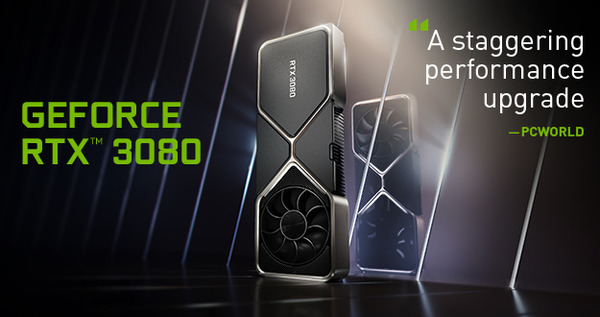 GeForce RTX 3080_BTO PC