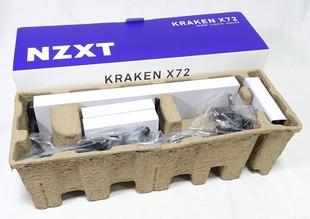 NZXT KRAKEN X72 review_05020