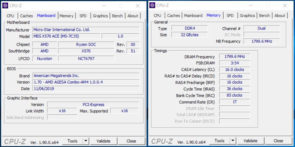 AMD AM4(X570)_CPU-Z