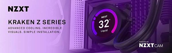 NZXT KRAKEN Z63_top