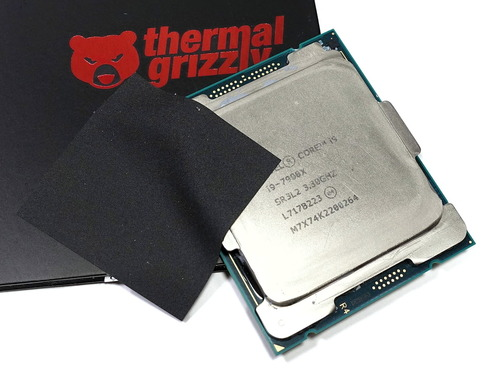 Thermal Grizzly Carbonaut_Core i9 7980XE