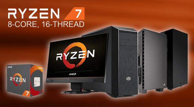 Ryzen 7 BTO PC
