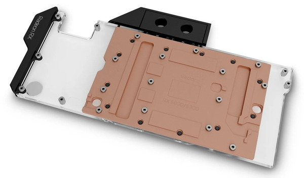 EK-Quantum Vector RX 6800_6900 - Copper + Plexi (2)