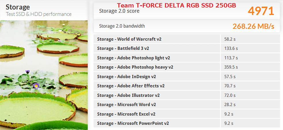 Team T-FORCE DELTA RGB SSD 250GB_PCM8