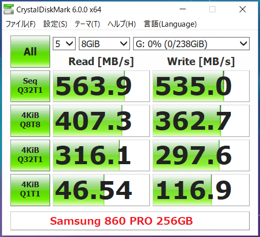 Samsung 860 PRO 256GB_CDM