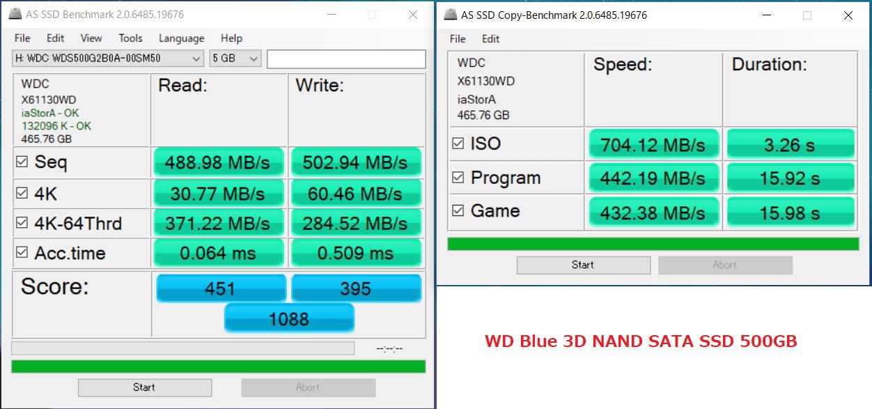 WD Blue 3D NAND SATA SSD 500GB_ASS
