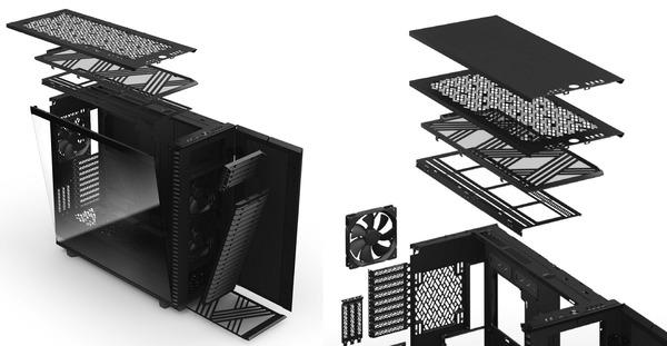 Fractal Design Define 7 XL_panel-Filter