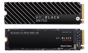 WD Black SN750 NVMe SSD (1)
