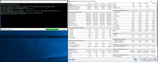 Core i5 9600K_stress