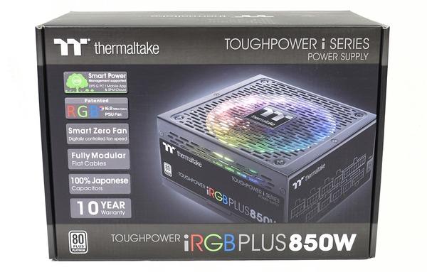 Thermaltake Toughpower iRGB PLUS 850W Platinum review_04263