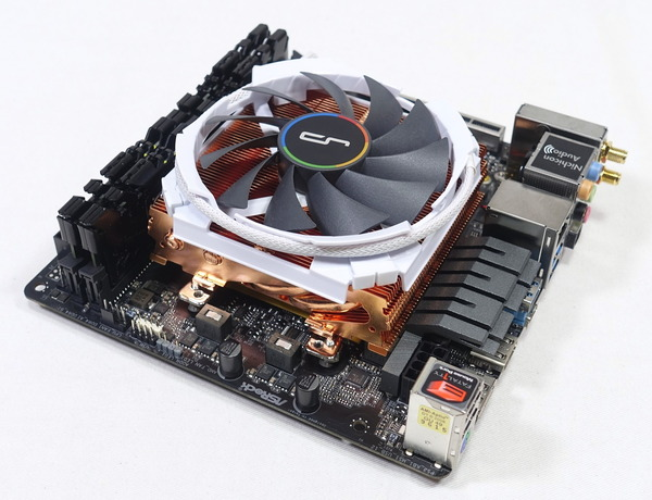 ASRock Fatal1ty X470 Gaming-ITX/ac review_06109
