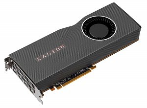 AMD Radeon RX 5700 XT リファレンスモデル