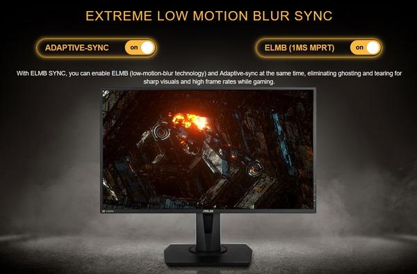 ASUS TUF Gaming VG279QM_EMLB-Sync