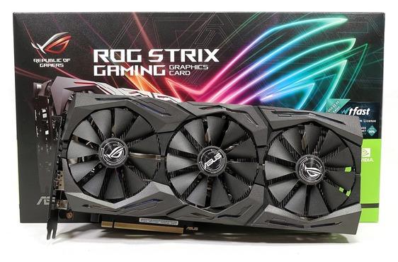 ASUS ROG-STRIX-RTX2070-O8G-GAMING