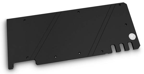 EK-Quantum Vector Trio RTX 3080_3090 Backplate - Black (1)