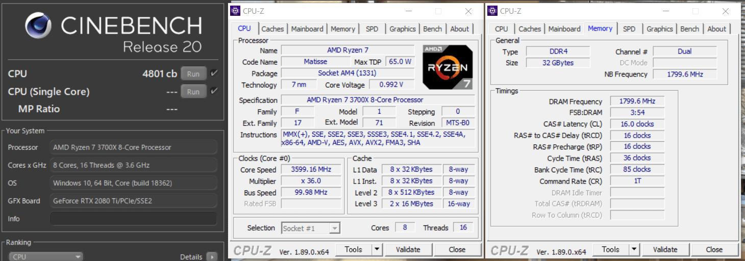 AMD Ryzen 7 3700X_cinebench-R20