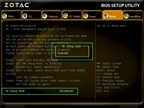 ZOTAC ZBOX Eシリーズ EN52060V BIOS_update_6