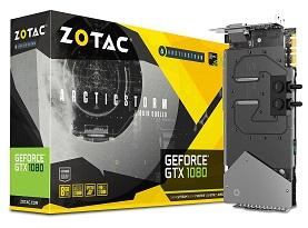 ZOTAC GeForce GTX 1080 Arctic Storm(ZT-P10800F-30P)