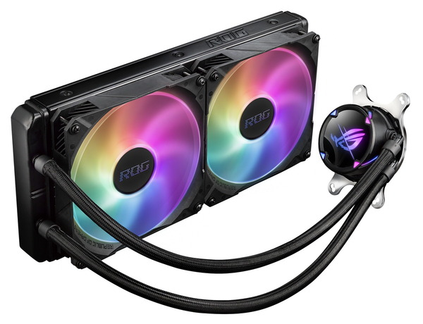 ASUS ROG STRIX LC II 280 ARGB (2)